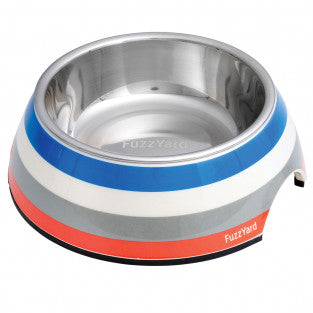 Fuzzyard Easy Feeder Bowl - Frenchie