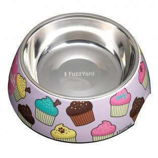 Fuzzyard Easy Feeder Bowl - Fresh Cupcake