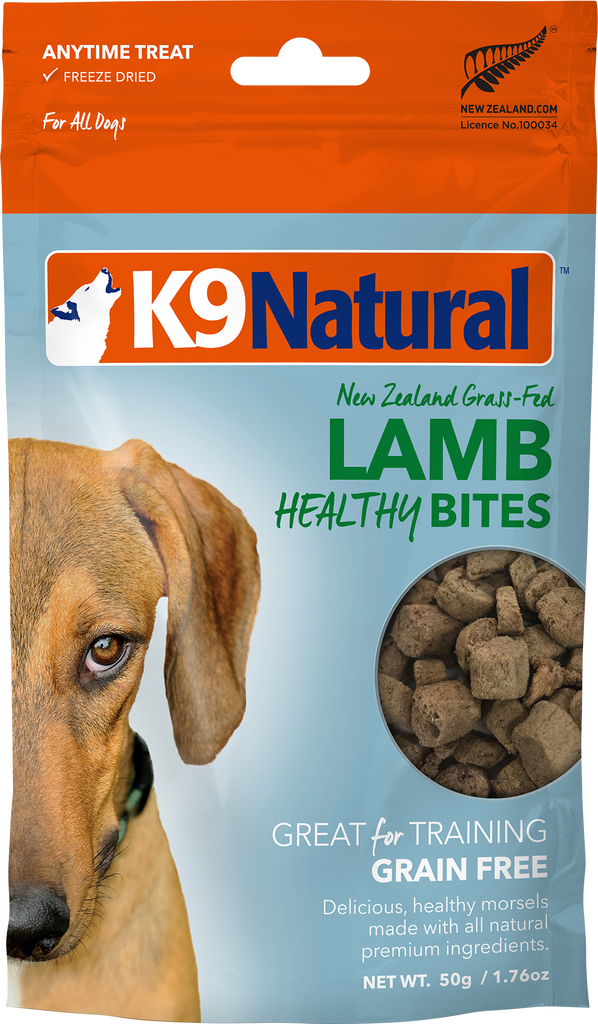 K9 Natural Healthy Bites - Lamb