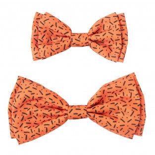 Safari Bowtie (Orange)