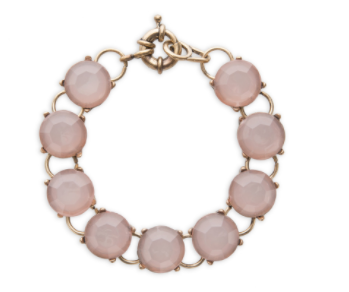 Maddie Bracelet in Muted Pink