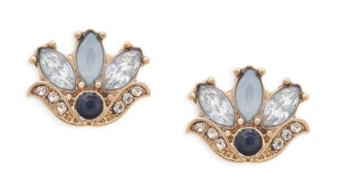 Bombay Stud Earrings