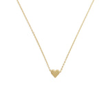 Tiny Heart Necklace in Gift Box