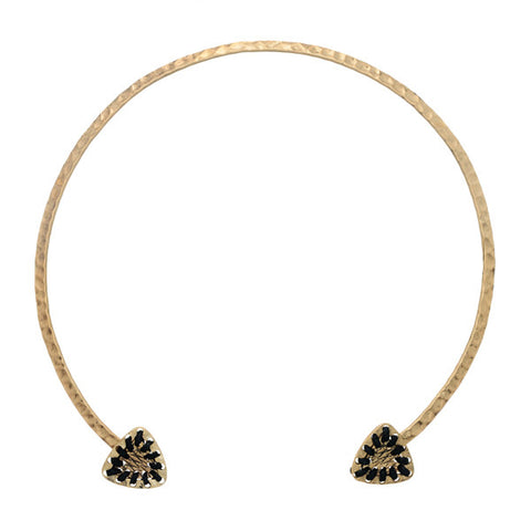 Gold Plated Trendy Choker