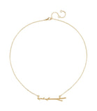 Twig Necklace in Gift Box