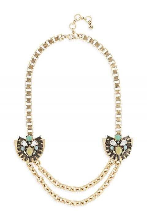 Bellini Necklace in Mint