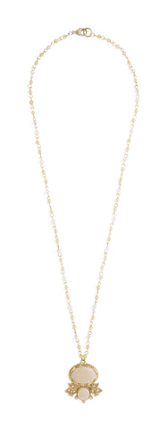 Hannah Pendant Necklace - GLD