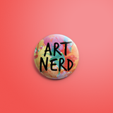 Nerdy Button Badges