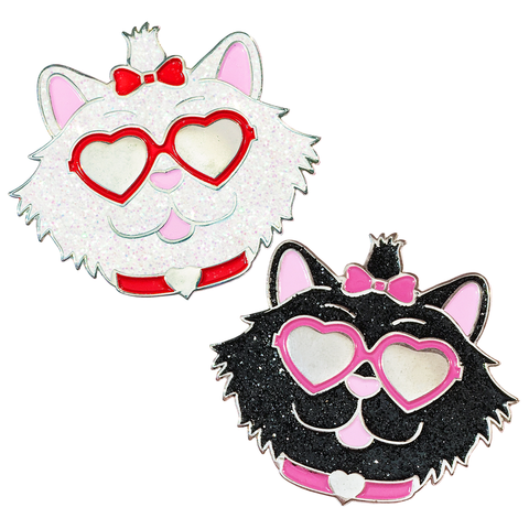 X - Pretty Kitty Pins