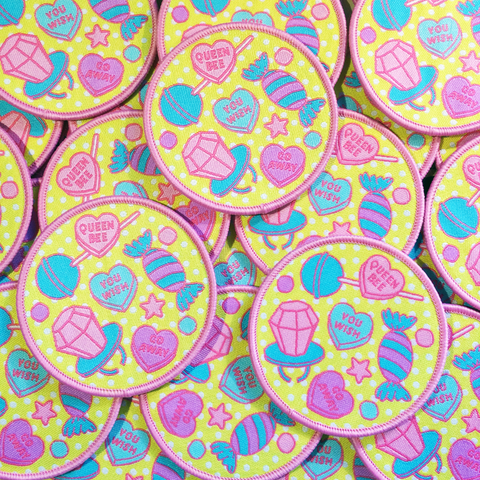 Candy Queen Patch