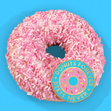 Donut Hard Enamel Pin