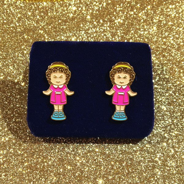 Dolly Stud Earrings