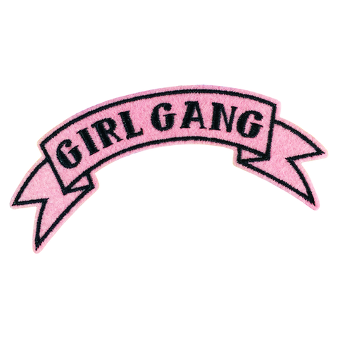 Girl Gang Patch PREORDER