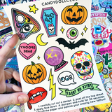 Halloween Temporary Tattoo A5 Sheets