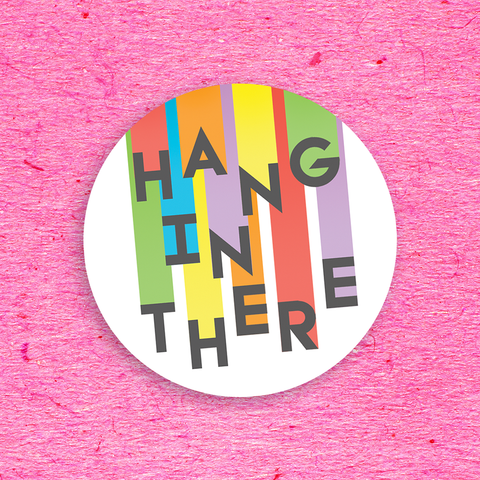 Hang in There 3 Sticker Pack