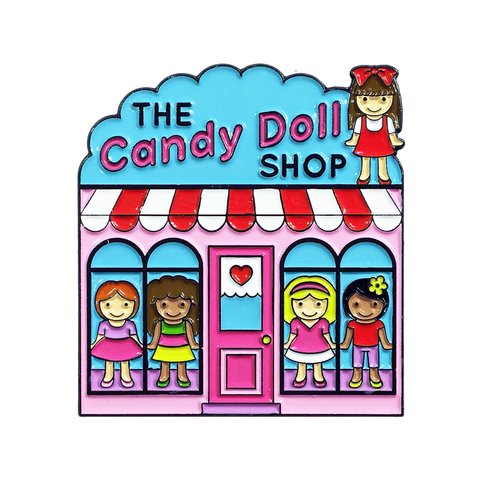 X - Pin Street - Candy Doll Shop