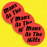 Manx as the Hills 3 Sticker Pack