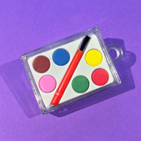 Paint Box Brooch