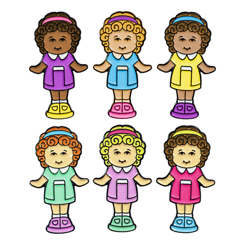 Dolly Pin Sets