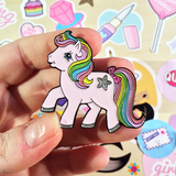 Magic Pony Pin