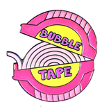 Bubble Tape Pin