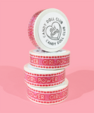Girl Power Washi Tape 15mm Rolls (10m)