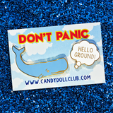 Hitchhiker's Guide to the Galaxy Pins
