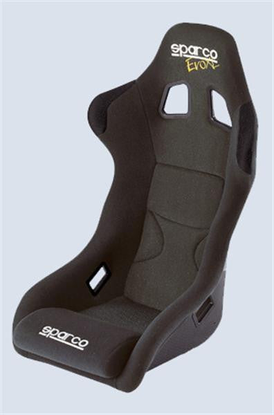Sparco Evo  L  Seat-Red