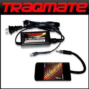 TraqMate Li-ion Rechargeable Battery System AC