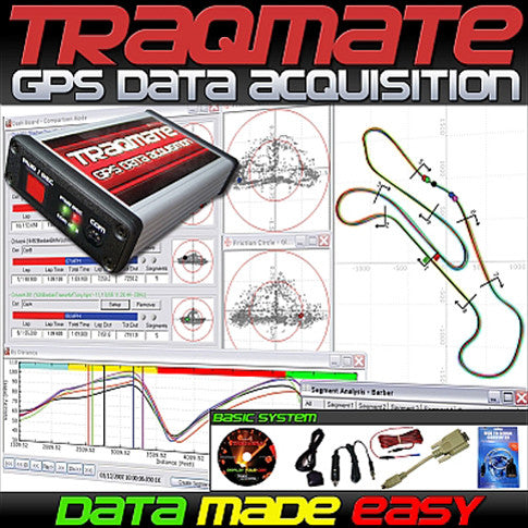 TraqMate Data Acquisition Basic System