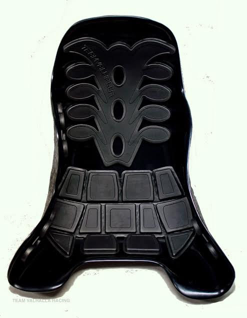 Team Valhalla Racing Seat Pad Kit-4 Cycle Karts