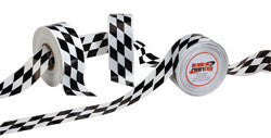 ISC Checkered Barricade Tape