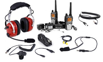 Sampson Racing Communications 5watt Starter Radio System