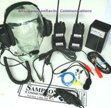 Sampson Racing Communications The Expert Radio Package