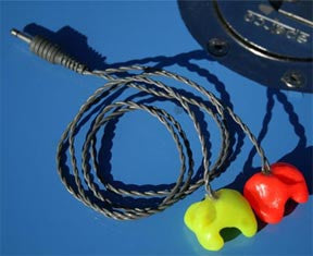 Sampson Racing Communications Semi Custom Ear Buds