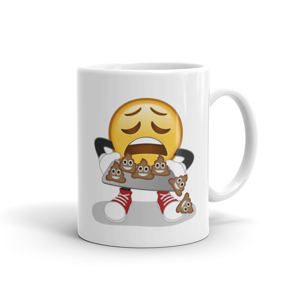 World of Emoji's Coffee Mugs