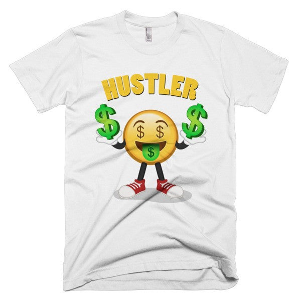 HUSTLER - Men's Emoji Tee Shirts