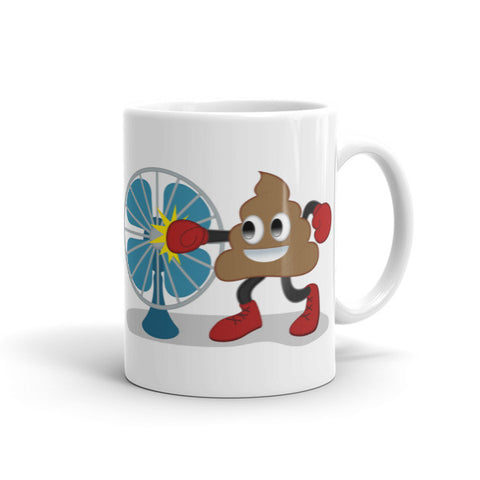 Sh*t just hit the Fan Coffee Mug