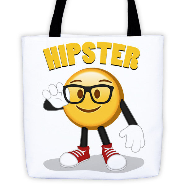 Hipster Tote bag