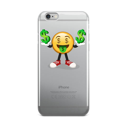 HUSTLER iPhone case