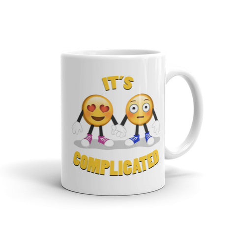 It's complicated Coffee Mug