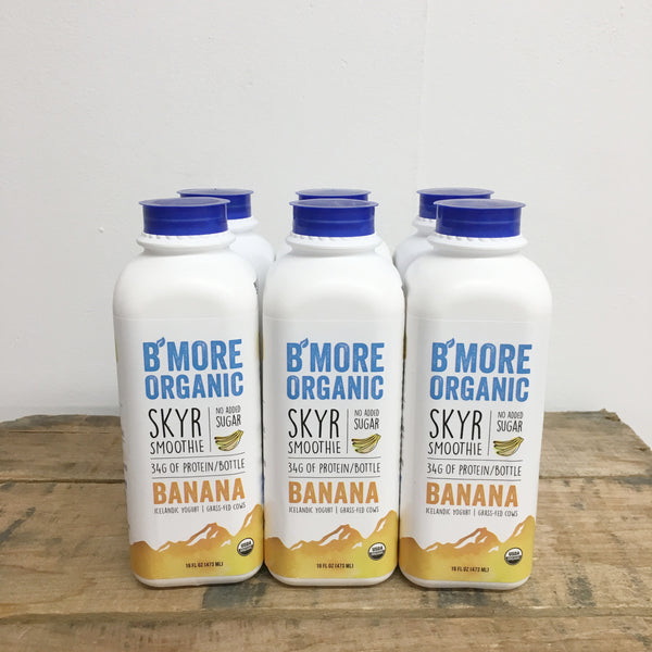 Banana Skyr Six Pack