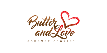 Butter and Love Gourmet Cookies