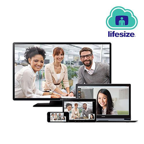 Lifesize Room-based Plan - 1 yr Subscription