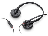 Headsets Plantronics Blackwire 215/225 WITH 3.5 MM CONNECTION