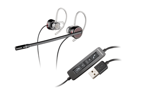 Headsets Plantronics Blackwire 435
