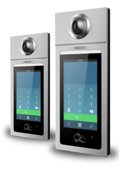 SMART IP VIDEO DOORPHONE- ANDROID