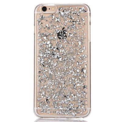 Silver Flakes Case
