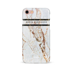 White Marble Detox Text At Top