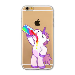 Drunk Unicorn Case